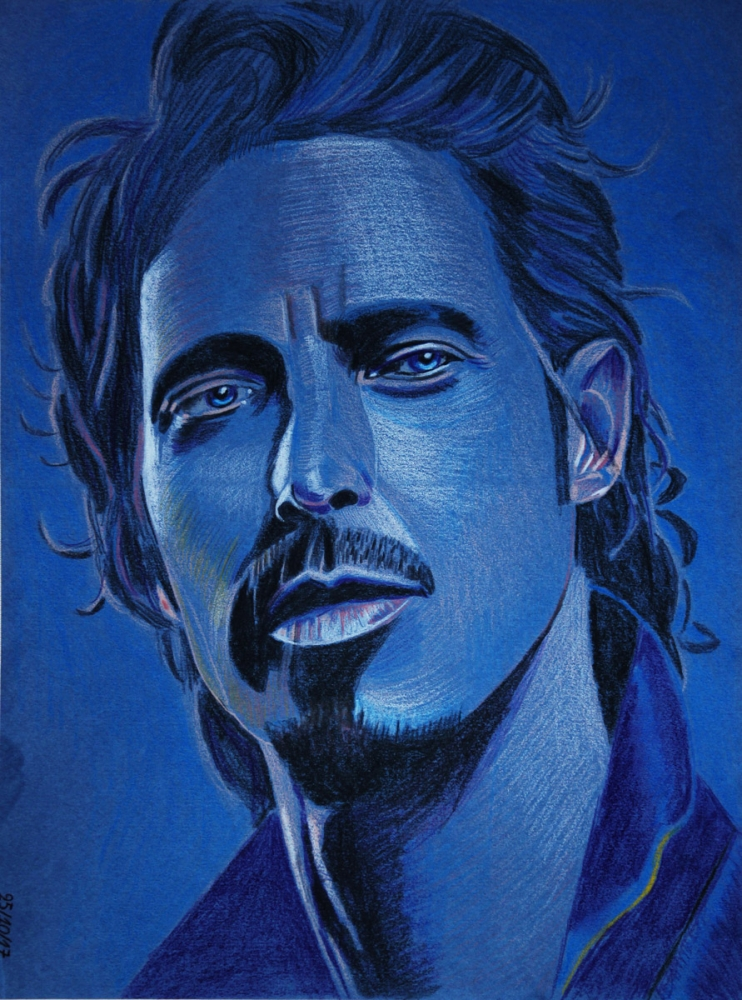 Chris Cornell by FabioKiller
